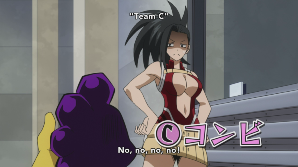 You designed that yourself, Yaoyoruzu.  You know exactly how you look.