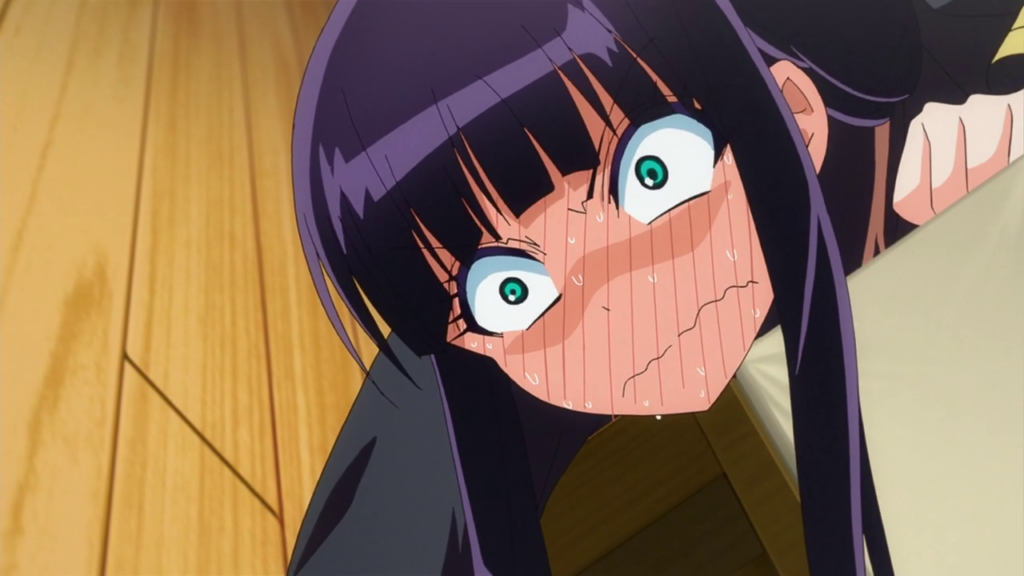 Benio, just accept the fact that your destiny is to be forced into embarrassing situations from now on.