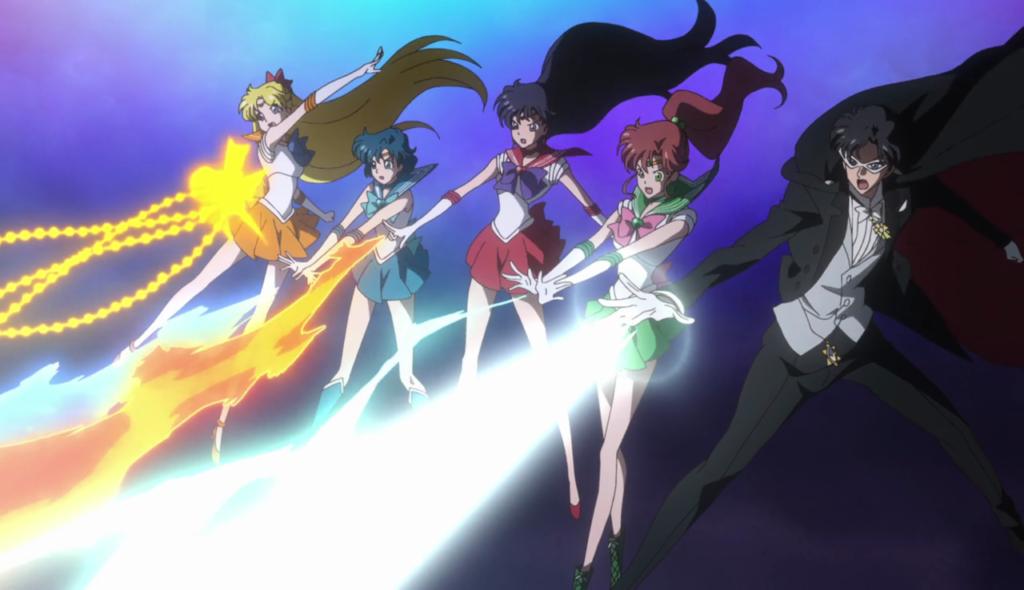 """""""I'm a senshi too!"""" """"..."""" """"Don't judge me."""""""