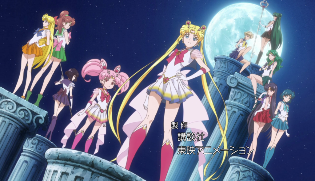 Literally the only reason they bothered was because they needed Saturn in the final shot.