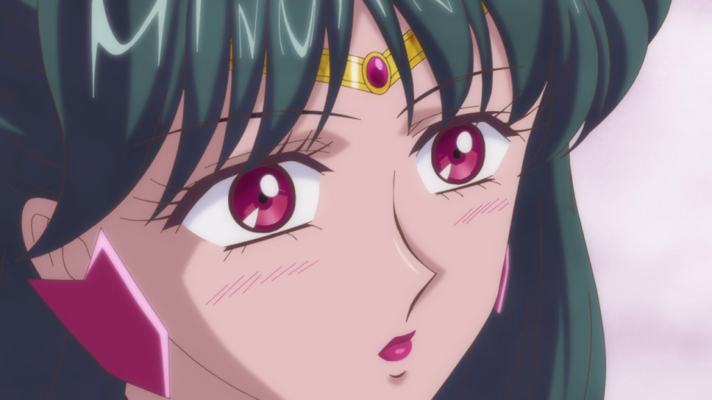 Sailor Pluto: friendzoned for eternity.