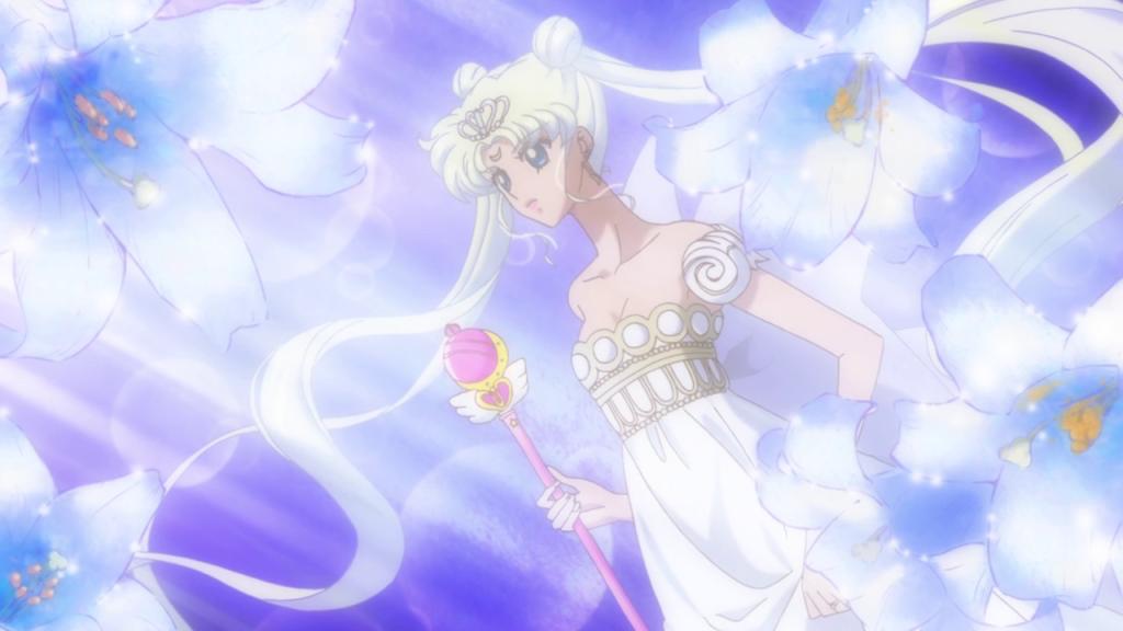 Fun fact: Even Naoko Takeuchi has no fucking clue what Sailor Cosmos is.