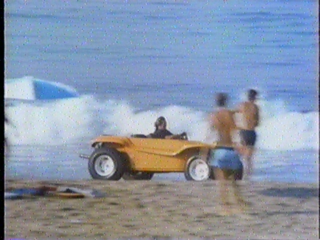 I don't even know WHAT you call this thing.  If I didn't know any better, I'd say that was a Fisher-Price Power Wheels.